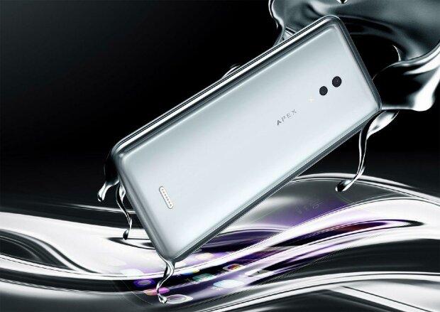 Vivo задала новый тренд на рынке смартфонов: стекло, отсутствие разъемов и мощная камера