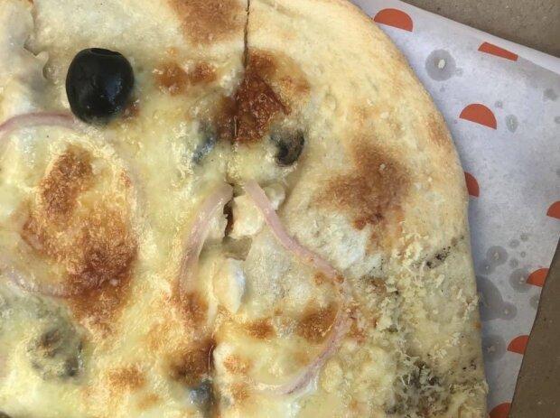 Пицца, фото с Telegram-канала