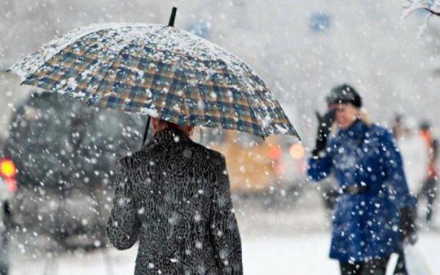 Погода знову познущається над українцями