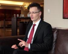 Министр иностранных дел Венгрии