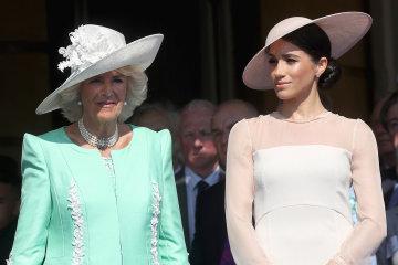 Дружина принца Чарльза різко поставила Меган Маркл на місце: ти не актриса, яка грає роль