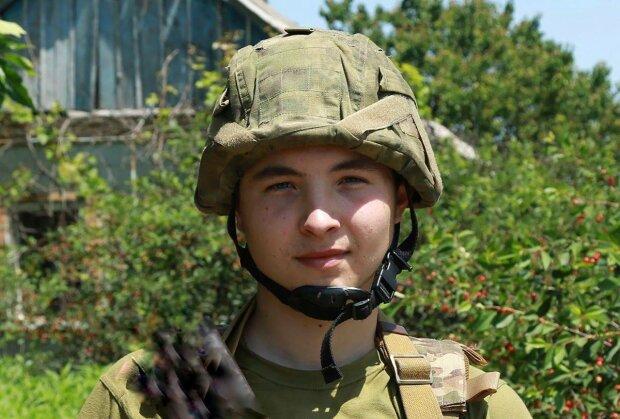 Военный Богдан, фото: Facebook