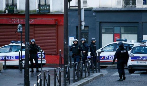 Взрыв в офисе МВФ: появились фото и видео