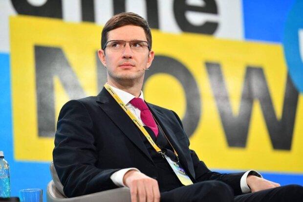 Дмитро Сахарук, виконавчий директор ДТЕК