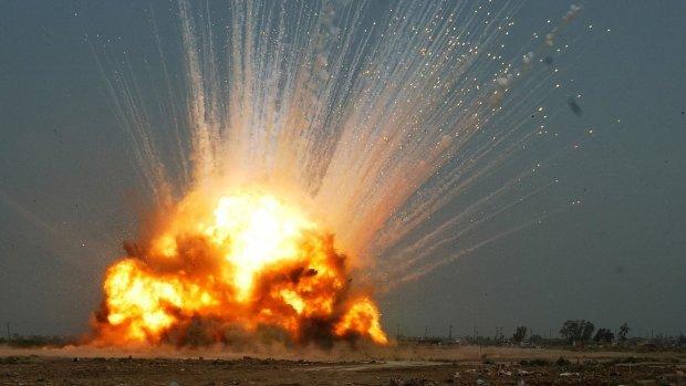На військовій базі стався потужний вибух, загинули офіцери: перші подробиці