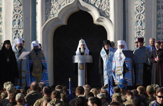В Киеве начался Объединительный собор: первые фото и видео