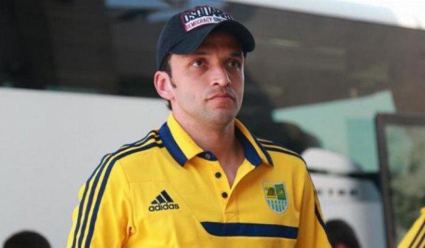 Гравець збірної України зібрався в «Дніпро»