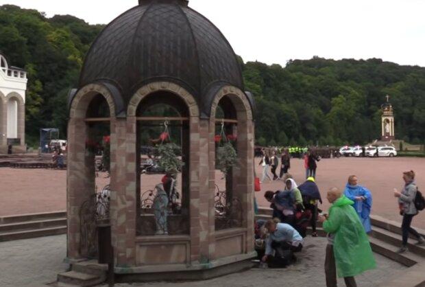 Украинский Иерусалим под Тернополем показали волшебными фото: здесь каждый найдет свою Голгофу