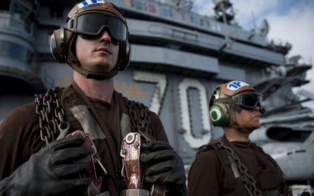 Пхеньян пригрозил потопить американский авианосец