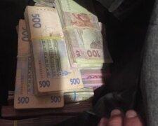 Перевезення готівки, фото: ООС, Facebook