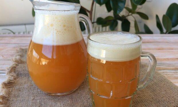 Смачніше, ніж звичайний квас - простий рецепт ідеального напою в спеку від Клопотенко