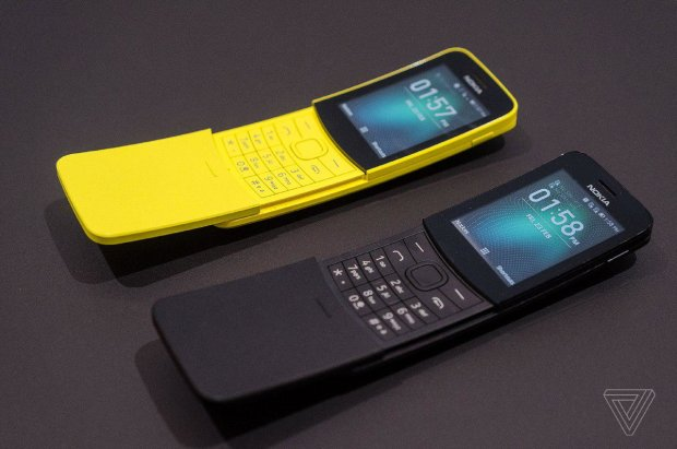 Nokia воскресила кнопкові телефони: мобільники обростають новими можливостями