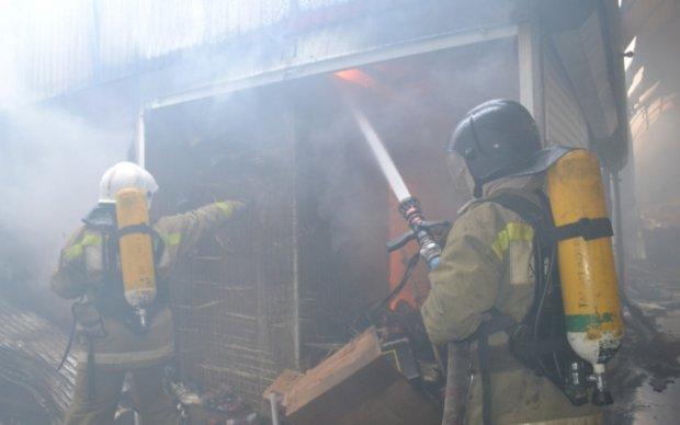 Стали известны подробности жуткого пожара в Одессе