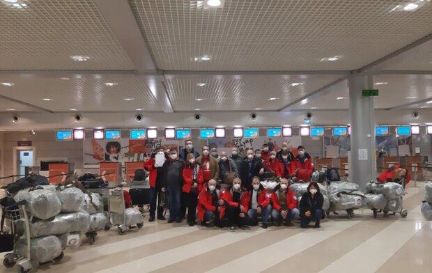 Украинская экспедиция в Антарктиду, фото: mon.gov.ua