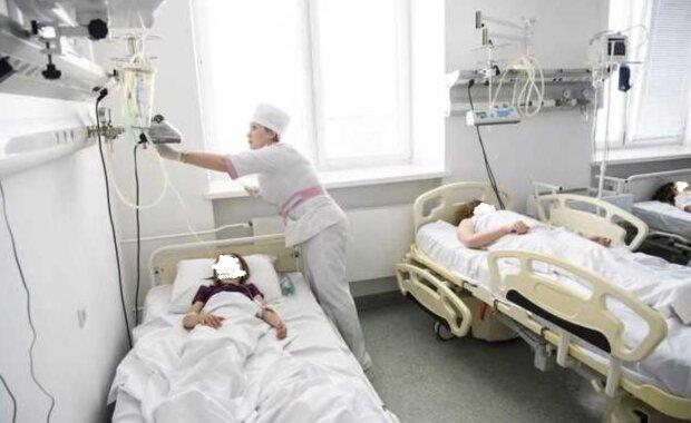 Лікарня, фото: Unian