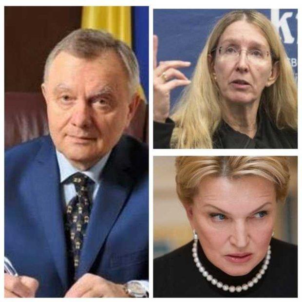 Ректор Юрий Вороненко: почему создатель схем поменял Раису Богатыреву на Ульяну Супрун