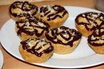 Рецепт бананово-вівсяних кексів з арахісовим маслом для ласунів: швидкі і неймовірно смачні