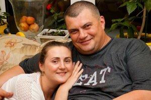 Татьяна и Юрий Корявченкові, фото - ТСН