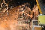 У Слов'янську вибухнула багатоповерхівка, є постраждалі