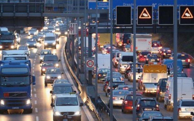 Смертность на дорогах Украины сравнили с европейской