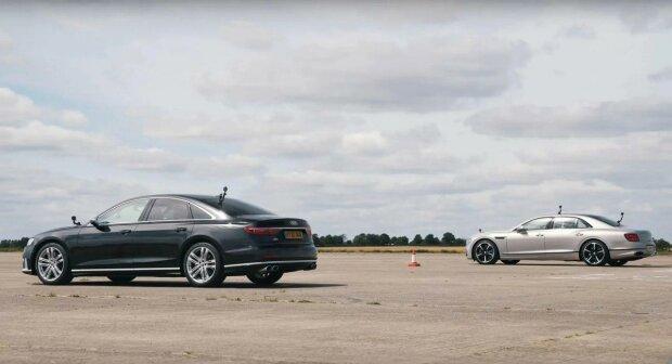 Audi S8, скріншот