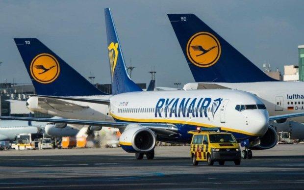 авіакомпанія Ryanair