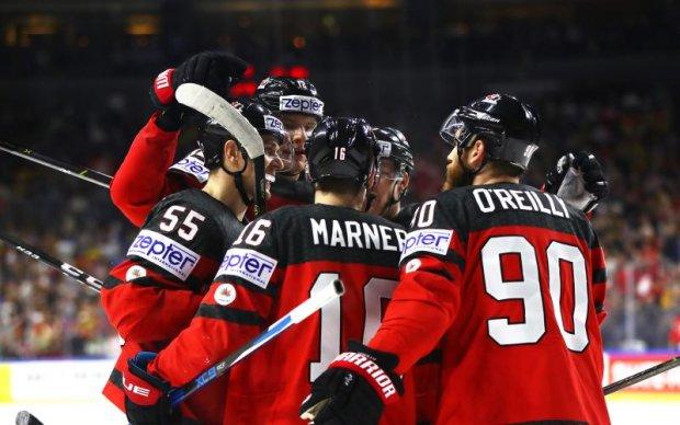 ЧС-2017 з хокею: Канада обіграла Німеччину та вийшла у півфінал