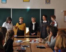 Украинские учителя