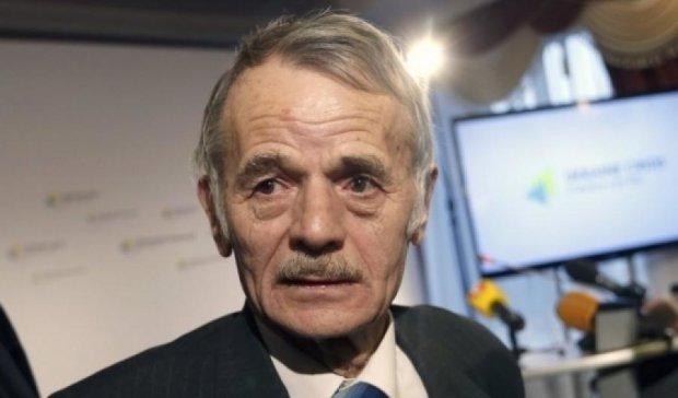 Джемілєва нагородять «За боротьбу з фашизмом»