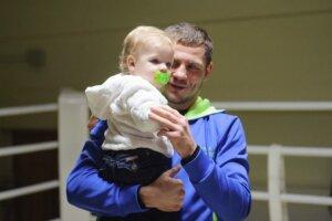 Денис Беринчик, украинский боксер