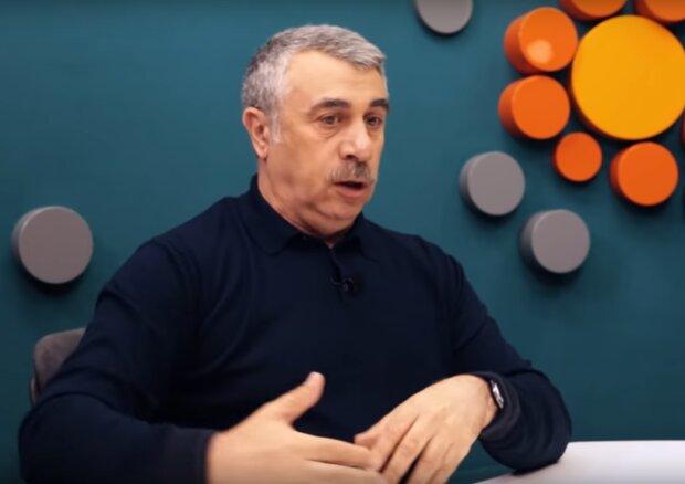 Доктор Комаровський, скрін з відео