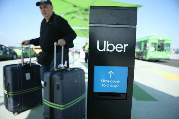 Uber начнет развозить клиентов только на электрокарах к 2030 году