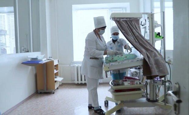 Новорожденные, кадр из видео