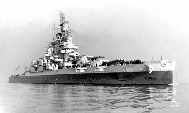 """Військовий корабель-броненосець """"Невада"""", фото: Ocean Infinity"""