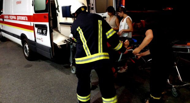 Спасатели, фото: Facebook ГСЧС