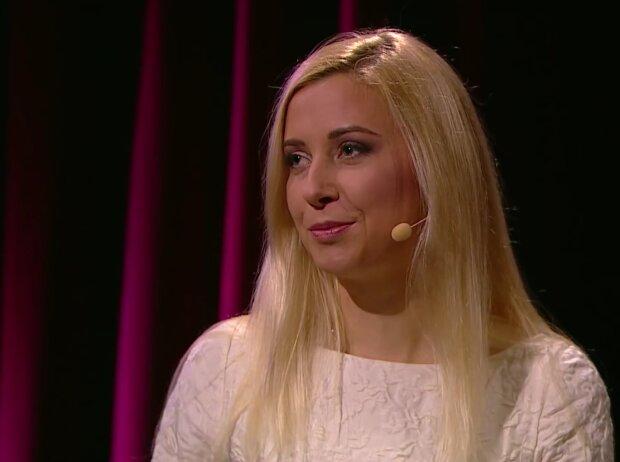 Тоня Матвиенко, скриншот из видео