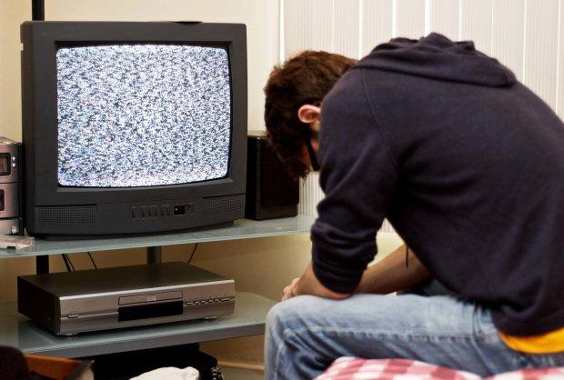 """Українське телебачення """"згасне"""" після виборів"""