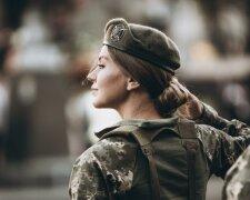 Жінки у ЗСУ, Ілюстративне фото