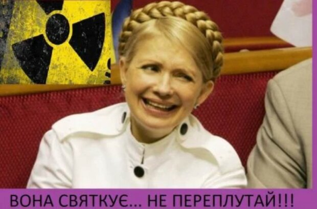 """СМИ – Юлия Тимошенко оскандалилась, назвав день памяти катастрофы в Чернобыле – """"праздником"""""""