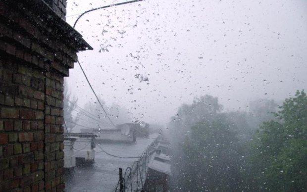 Апокалипсис сегодня: ливень парализовал целый украинский город