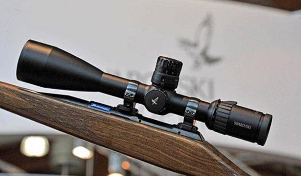 Ученые разработали адаптер для присоединения iPhone к прицелу винтовки