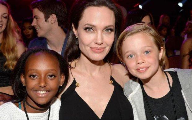 З дівчинки на хлопця: дочка Джолі змінилася до невпізнання