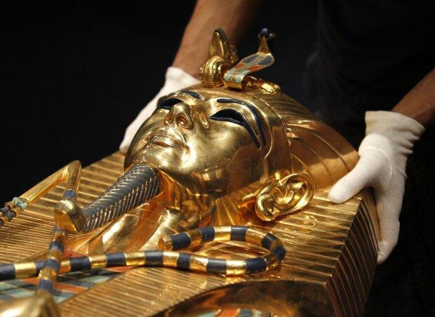 Тутанхамон, фото: Reuters