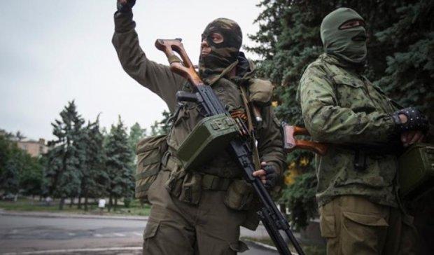 Сепаратисти готуються до наступальних дій - Генштаб