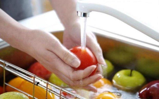 Людство помилялося: дізнайтеся, як правильно мити яблука