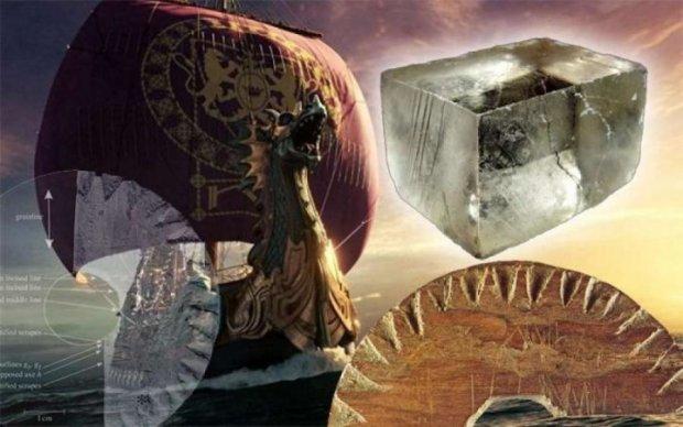 """Это фантастика: ученые разгадали загадку """"солнечного камня"""" викингов"""