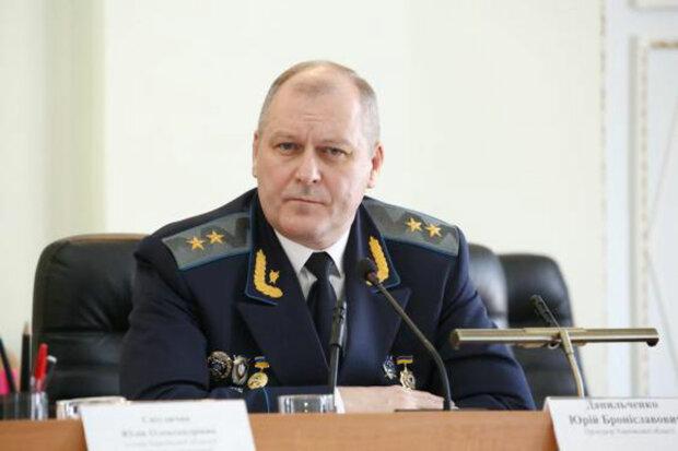 Рябошапка звільнив прокурора Харківської області: хто сяде в крісло замість Юрія Данильченка