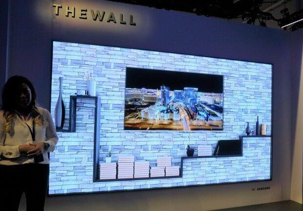 Samsung Wall, gizchina