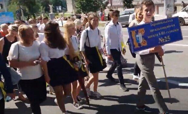 У Тернополі відгуляють випускний, карантин не перешкода