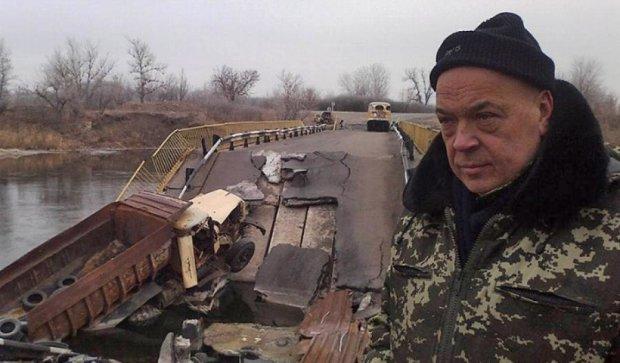 Москаль назвал имена погибших на Луганщине волонтеров